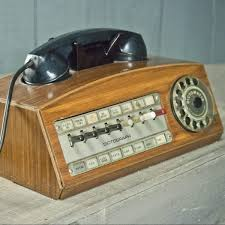 Image of old phone