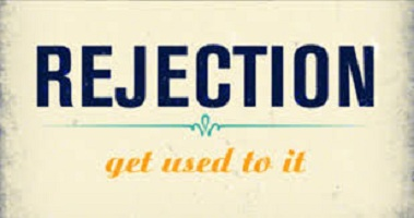 The fear of rejection