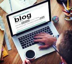 Is writing a blog important?