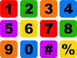 Find telephone numbers on a website