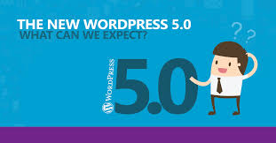 I upgraded to WordPress 5