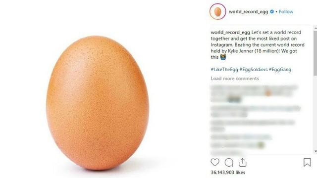 Egg as a symbol