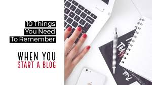 Blog writing tips
