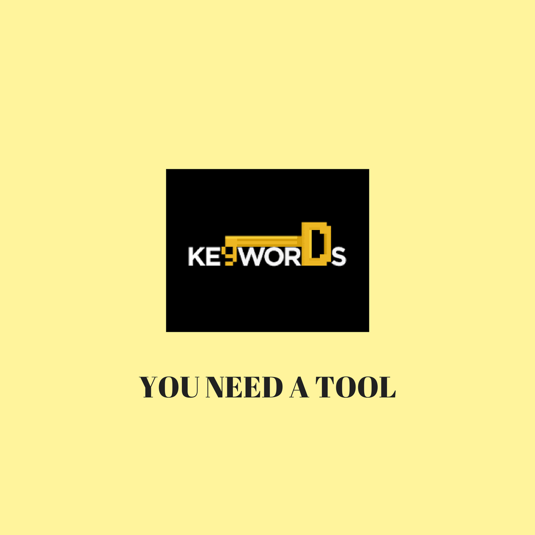 Research keyword tool