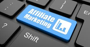 Affiliate internet marketing web