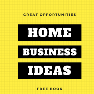 A home business ideas
