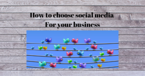 new business trends 2019 and social media