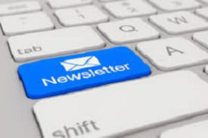 Small business trends 2019 with newsletters